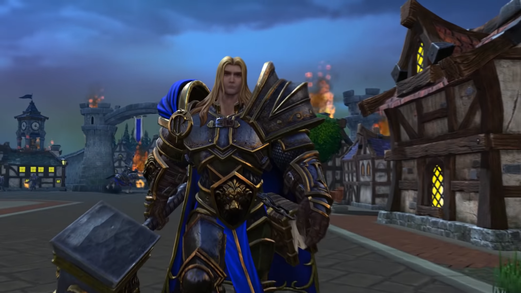 Warcraft III: Reforged a remaster of Blizzard's classic RTS